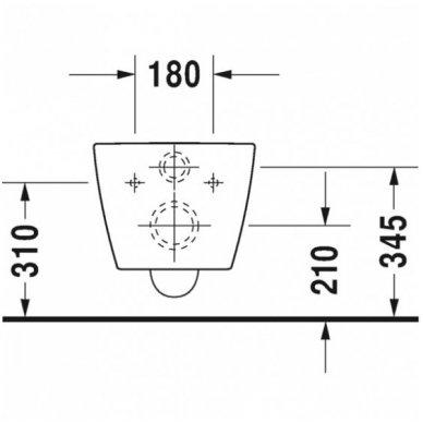 Viega potinkinis WC komplektas KOMP-VIEGA6 7