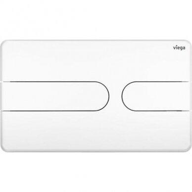 Viega vandens nuleidimo mygtukas Visign for Style 23 / Prevista