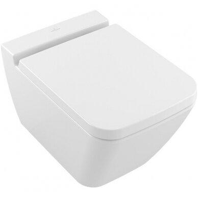 Villeroy&Boch pakabinamas WC su dangčiu Finion 2