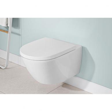 Villeroy&Boch pakabinamas WC Subway 3.0 TwistFlush 3