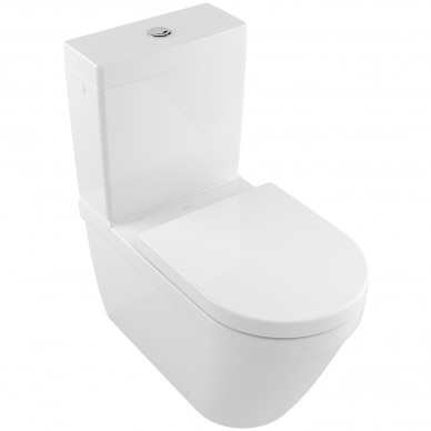 Villeroy&Boch pastatomas WC su dangčiu Architectura DirectFlush 2