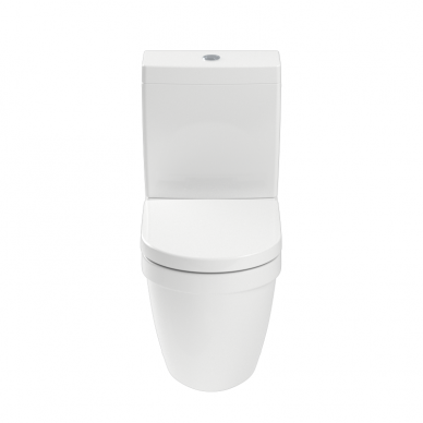 Villeroy&Boch pastatomas WC su dangčiu Architectura DirectFlush 3