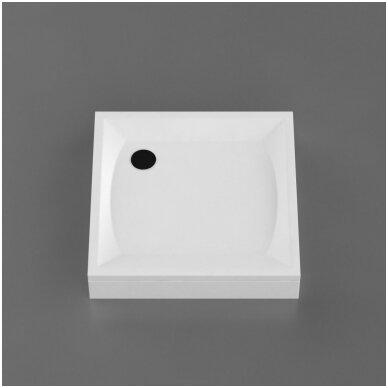 Vispool kvadratinis dušo padėklas K-90